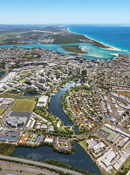 Maroochydore City Centre