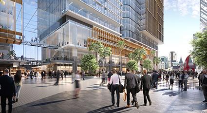 Parramatta Square Walker Corporation