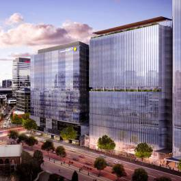 Walker Corporation to Retain Collins Square