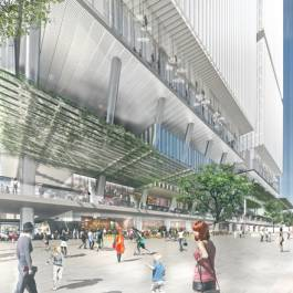 DA lodged for landmark commercial towers at Parramatta Square