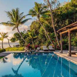 Kokomo Island, Fiji's newest luxury private island resort