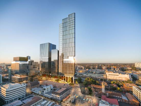 Walker Corporation's Parramatta Square wins key NSW Government tenancy