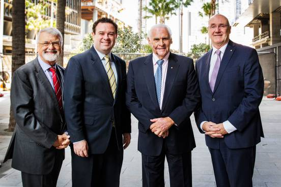 The Lang Walker family and Western Sydney University strengthen education and medical research for Sydney's south west